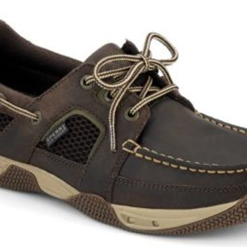 Sperry Top-Sider Sea Kite Sport Moc Sneaker Brown, Size 7M  Men's Shoes