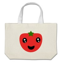 Tomato Kawaii Bag