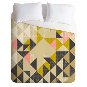 Pattern State Nomad Quilt Duvet Cover