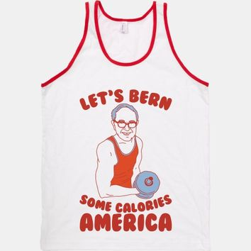 Let's Bern Some Calories America