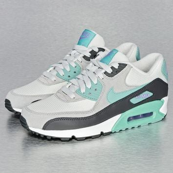 Nike Air Max 90 Essential White Grey Jade from def-shop.com 3ee4551f22