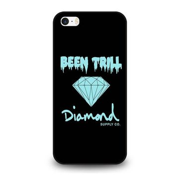 BEEN TRILL DIAMOND BLACK iPhone SE Case Cover