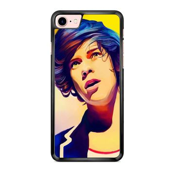 Harry Style One Direction 4 iPhone 7 Case