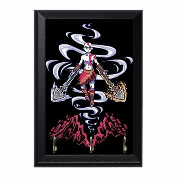 The Last Warbender Decorative Wall Plaque Key Holder Hanger