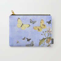 Let us dance in the sun Carry-All Pouch by anipani
