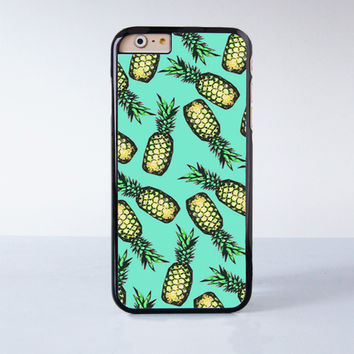 Pineapple plastic phone case for iPhone 6 (4.7