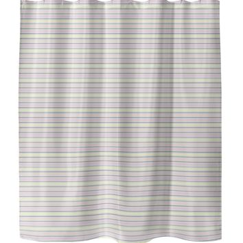 CHIANG Shower Curtain By Tiffany Wong