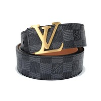 LOUIS VUITTON GENUINE LEATHER BELT #M9807#9808 BELTS