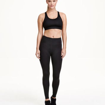 H&M Sports Tights $24.99