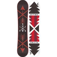 Nitro Fate Snowboard - Women's One Color,