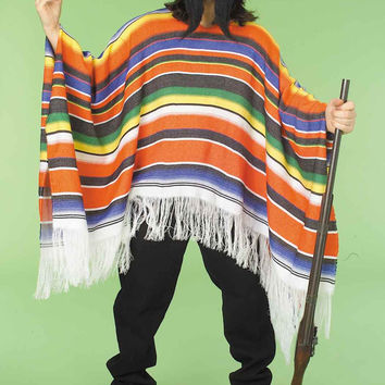 Mexican Serape Halloween Costumes