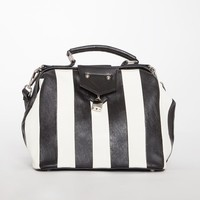 Stripe doctor bag - Shop the latest Fashion Trends