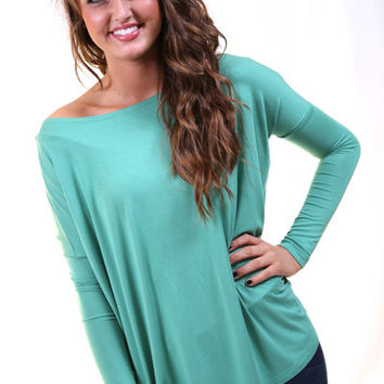 Emerald Green Piko