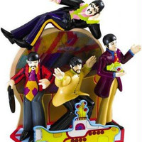 Beatles Christmas Ornament - Fully Dimensional
