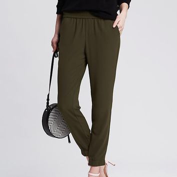 Banana Republic Womens Drapey Pant
