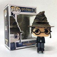 POP! Harry Potter and the Deathly Hallows (Harry James Potter) Exclusive #21 Toy