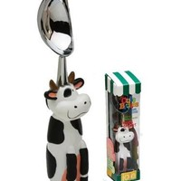 Dairy Cow Kitchen Ice Cream Scoop Stainless Spoon