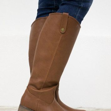 Tall Trendsetter Riding Boots