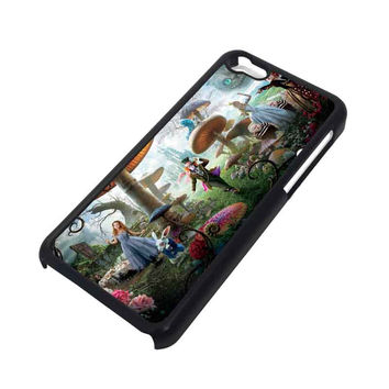ALICE IN WONDERLAND Disney iPhone 5C Case