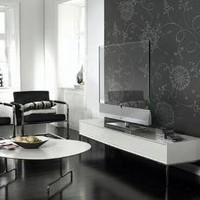 Transparent TV: Sleek & Clean See-Through Screen Design | Designs & Ideas on Dornob