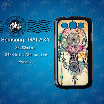 Dreamcatcher,Samsung Galaxy S3 case,Samsung Galaxy S4 case,Samsung Galaxy Note2 case,Samsung Galaxy S4 Active case,S3 mini case,S4 mini case