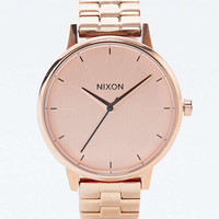 Nixon Kensington Watch in Rose Gold - Urban Outfitters