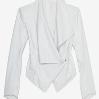 Helmut Lang 20th Anniversary Capsule Collection EXCLUSIVE Supple Leather Jacket-Helmut Lang-Designers-Categories- IntermixOnline.com