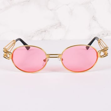 Matrix Vintage Round Oval Sunnies