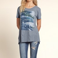 Tres Summer Graphic Tee