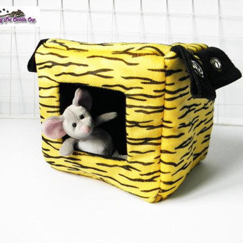 Sugar glider and rat cube