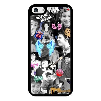 Shawn Mendes Collage 2 1 iPhone 5/5S/SE Case