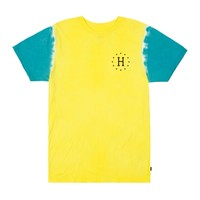 HUF | 12 GALAXY SLEEVE WASH TEE