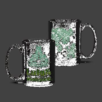 Luigi's Mansion 16oz Glow-In-The -Dark Mug