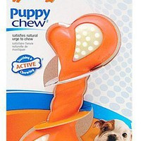 Nylabone Pro Double Action Dental Chew Puppy Sz: Medium