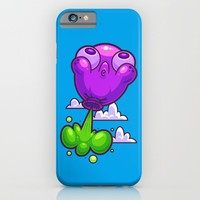 Balloon Toot iPhone & iPod Case by Artistic Dyslexia | Society6