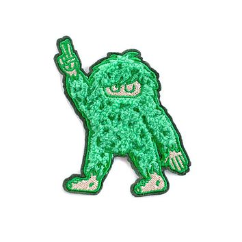 Cool Sasquatch Chenille Patch