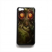 Legend of Zelda Majora Mask For iphone 5c case