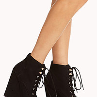Off Roading Wedge Booties