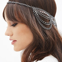 Layer Chain Head Piece