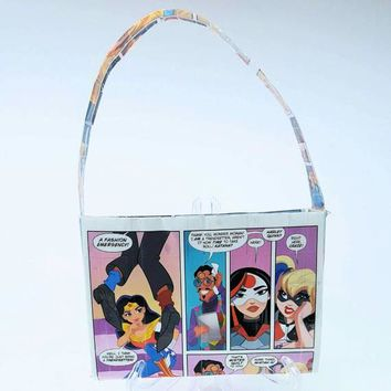 DC Superhero Girls Bag, Little Girls Handbags, Cute Purses For Girls
