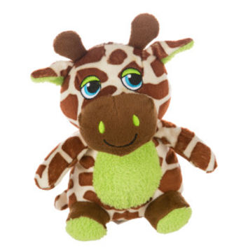 Grreat Choice™ Giraffe Dog Toy - Plush, Squeaker