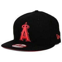 Los Angeles Angels of Anaheim MLB Infrared Hook 9FIFTY Snapback Cap