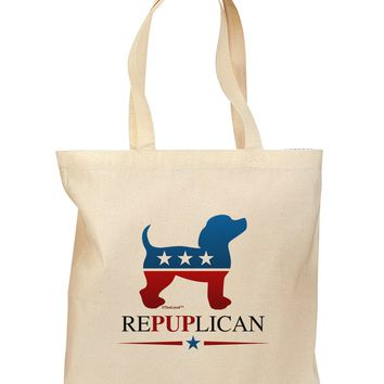 RePUPlican Grocery Tote Bag