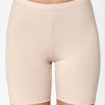 DCCKYB5 LA Hearts Cotton Spandex Biker Shorts