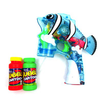 Fish Flash Toy Bubble Shooter BG89-CB (Clear)