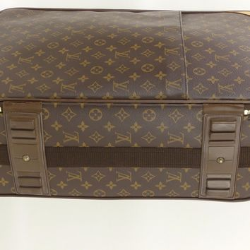 r60964 Auth LOUIS VUITTON Pegase 55 Monogram Business Carry Suitcase M23294