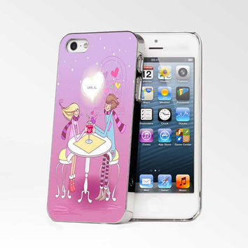 Love In Dinner iPhone 4s iphone 5 iphone 5s iphone 6 case, Samsung s3 samsung s4 samsung s5 note 3 note 4 case, iPod 4 5 Case