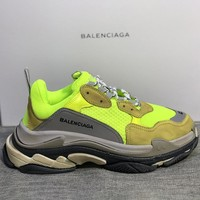 Balenciaga Tripe-S Woman Men Fashion Sneakers Sport Shoes