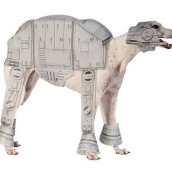 Star Wars AT-AT Imperial Walker Dog Costume | Oya Costumes