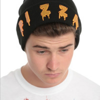 Pizza Watchman Beanie